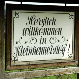 Willkommen in Kleinhennersdorf
