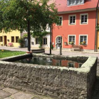 Brunnen in Pirna